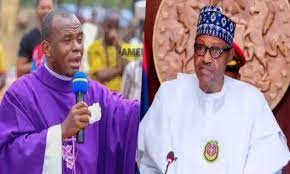 Insecurity: Fr Mbaka Makes U-turn, Calls For Buhari's Impeachment