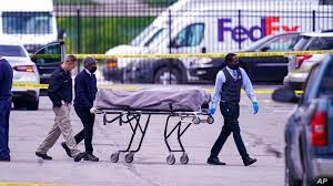 8 Killed In Shooting At FedEx Warehouse In Indianapolis