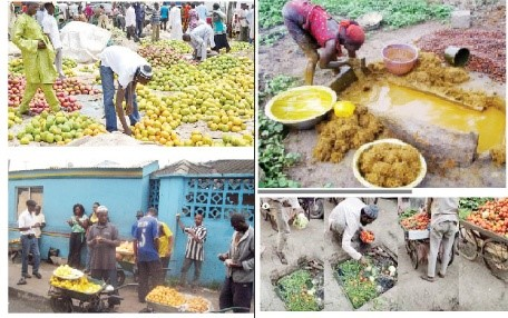 Food price hike continues in Nigeria, says NBS