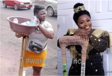 Why I lied that my father was dead — Amputee Hawker