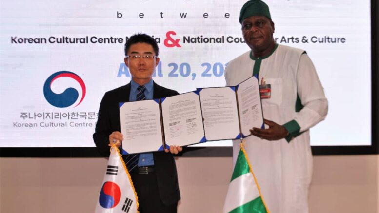 Nigeria, South Korea Sign MoU To Promote Cultural Exchanges