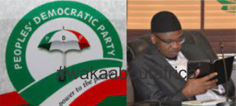 Pantami: You are supporting terrorism – PDP tells Presidency