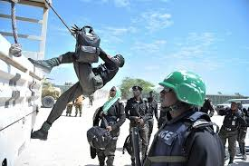 144 Nigerian Police Officers Deployed To Somalia To Train Somalia Police Officers