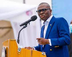 SANWO-OLU Commends Police Officer Assaulted In Viral Video