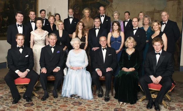 Take a Deep Dive Into Royal Family History With Our Interactive Windsor Family Tree