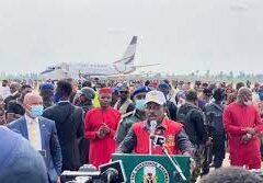 Anambra Airport: Air Peace Makes History, Becomes First Airline To Land Its Aircraft