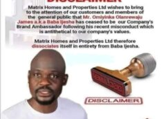 Nollywood Actor, Baba Ijesha Loses N15m Annual Endorsement Deal Over Alleged Child Molestation