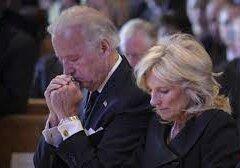 US Catholic bishops may press Biden to stop taking Communion