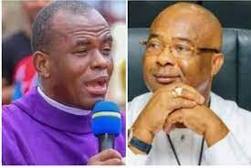 Hope Uzodinma No Longer Pick My Calls –Mbaka Cries Out