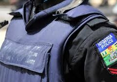 Police Officers Dodge As Attacks On Their Facilities Persists