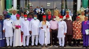Ebubeagu not formed to fight IPOB, ESN –South-East governors