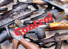 FG establishes Centre For Control of Small Arms, Light Weapons