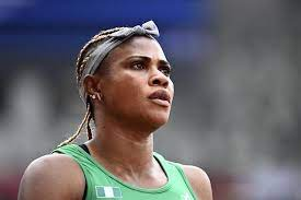 Reason Blessing Okagbare Gets Suspension On Eve Of 100m Olympics Semi-Final