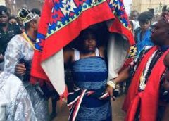 Osun Osogbo: Tourists, Worshippers,Visitors Converge To The Groove For Thanksgiving Shun COVID-19 Protocols
