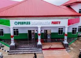 PDP Announces New Date For National Convention
