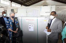 UK Donates 699,760 Astrazeneca Vaccine Doses To Nigeria
