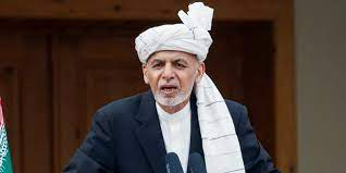 Afghanistan's Former President, Who Fled The Day The Taliban Entered Kabul, Said He Left Because He Thought It Was The 'Only Way To keep The Guns Silent'