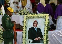 Court Grants Leave To Exhume Mugabe's Body