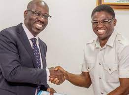 Edo Deputy Governor Denies Rift With Obaseki