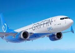 Aircraft Lessor, Griffin Global Asset Mgt. Orders Five Boeing 737-8 Jets