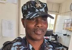 Lagos DPO Who Lost Gun After Alleged Office Sex Redeployed