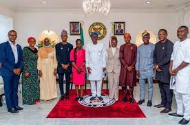 Sanwo-Olu Charges Youths To Be Global Leaders