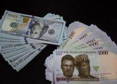 Naira Slumps To Record N549 Per US Dollar