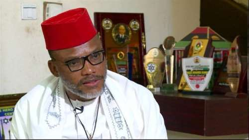 Nnamdi Kanu Drags Kenyan Government To Court Over Re-Arrest
