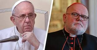 Pope Rejects German Archbishop's Resignation After Abuse Scandal