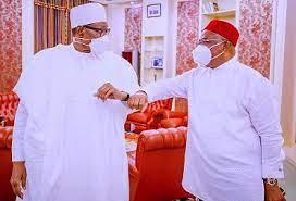 President Buhari And Imo State Visit: A Huge Mockery On Ndimo, Imo APGA Advice Him To Visit FMC Mortuary