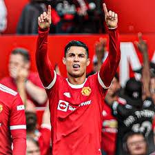 Ronaldo Returns With Brace For Man Utd