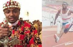 Simon Ekpa, Ex-Nigerian Athlete Vows To Return Awards, Medals In Solidarity With IPOB's Agitation