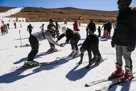 Tourists hit Lesotho slopes despite COVID-19 woes