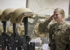 Twenty Years After 9/11, One Of The Last U.S. Marines killed In Afghanistan Comes Home